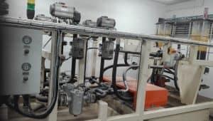 agregat do dozowania kleju poliuretanowego